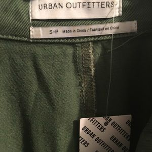 10d01a230434 Urban Outfitters Pants - UO Canvas Flight Jumpsuit